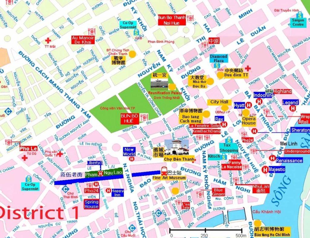 mapa-ho-chi-minh-city-distrito-1